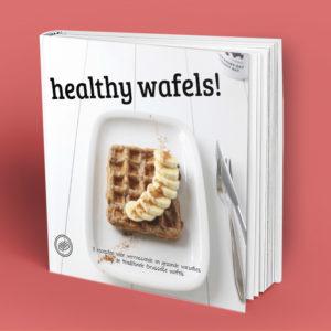 gezonde wafels receptenboekje