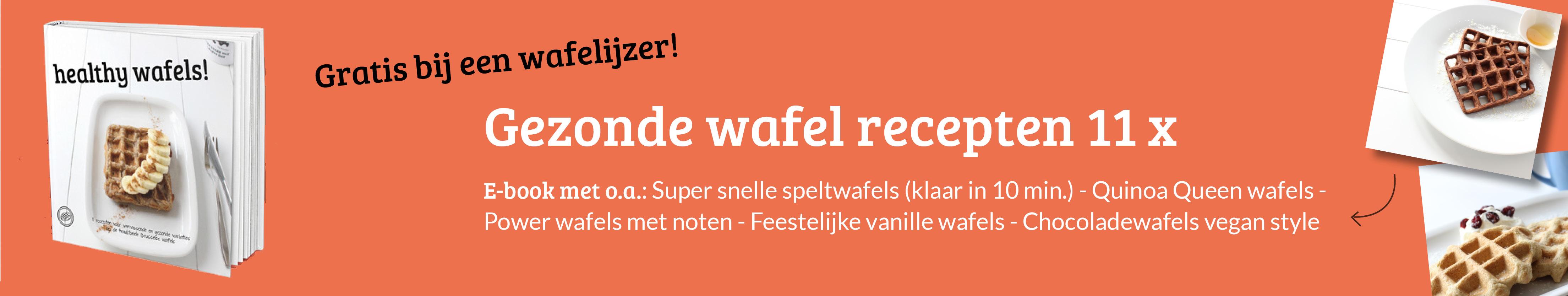gezonde-wafels-cadeautje-wafelijzer
